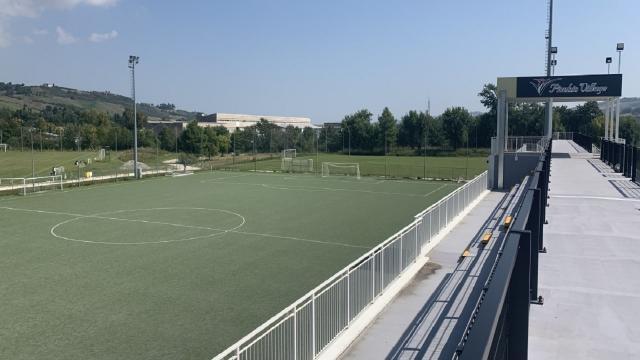 Ascoli Calcio, tattica e calci piazzati al Picchio Village. Rifinitura mattutina e partenza per Cittadella