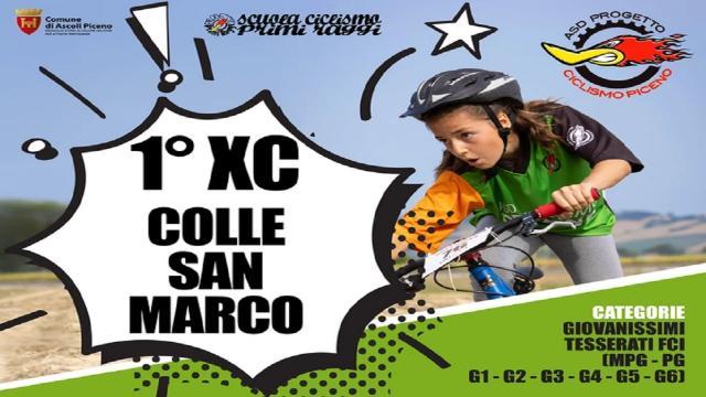 Ciclocross, a Colle San Marco vernissage dell'Adriatico Cross Tour e gara per giovanissimi