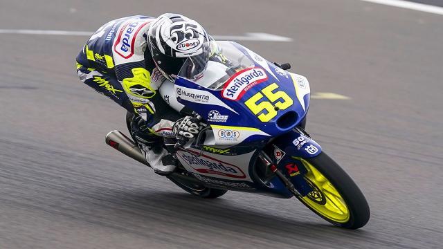 Moto3, Fenati punta al massimo anche nel Gran Premio d'Aragona: ''Circuito fantastico''