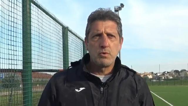"""Atletico Ascoli, la voce di Aloisi: """"Grottammare pieno di entusiasmo, bisogna fare attenzione"""""""