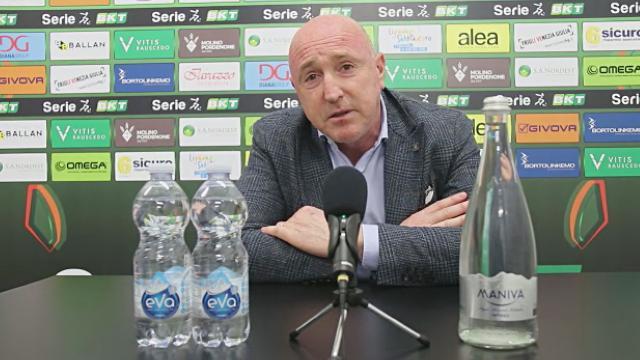 """Pordenone-Salernitana 1-2, voci Domizzi (""""Vincendo due partite siamo salvi"""") e Lovisa (""""Pagati errori di Barison"""")"""