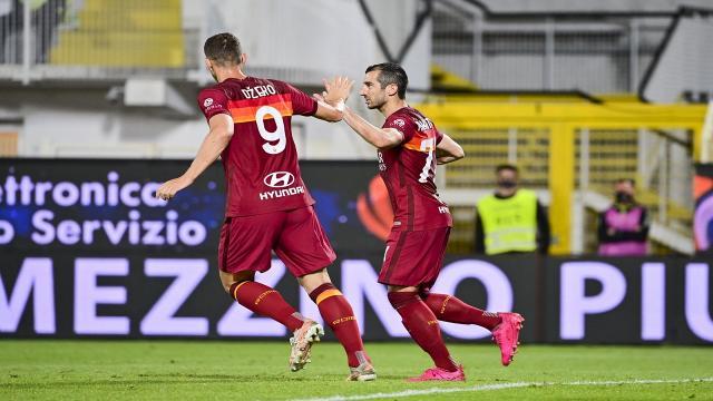 Spezia-Roma 2-2, highlights. Giallorossi qualificati per la Conference League