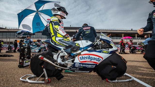 Moto3, rush finale della stagione per Fenati: ''Mi sento forte per la doppia gara a Valencia''