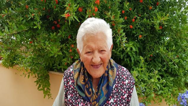 Porto d'Ascoli, auguri a Fiorina Taralli che compie 100 anni