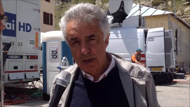Ascoli Piceno, Giro d'Italia e presentazione libro ''Marche - Terre di grande ciclismo''
