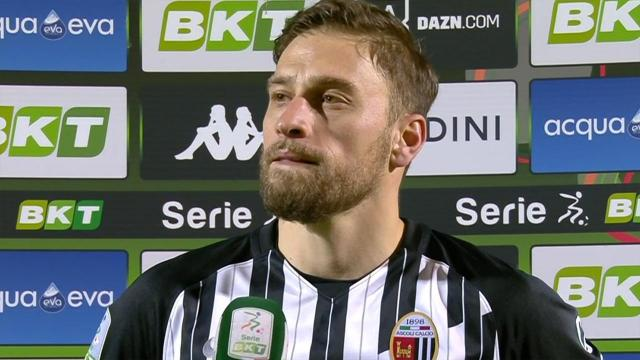 Ascoli Calcio, impatto impressionante di bomber Dionisi con 6 reti in 18 presenze