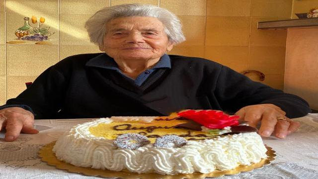 San Benedetto del Tronto, Iolanda Ruggieri ha compiuto 100 anni