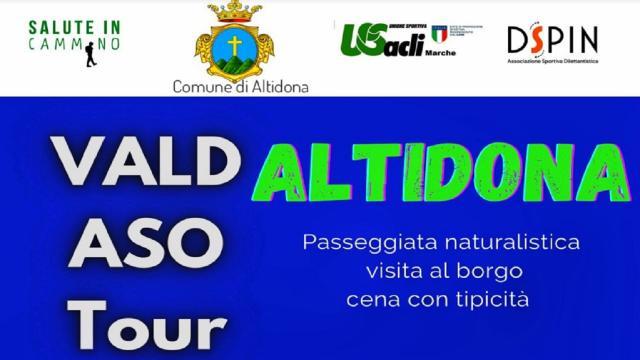 Unione Sportiva Acli, il 21 Luglio ad Altidona terzo appuntamento con ''Valdaso tour''