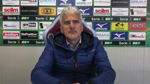 """Cittadella-Chievo 1-0, la voce di Venturato: """"Ci aspettano 4 gare con avversari difficili e motivati"""""""