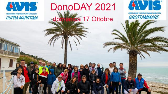"""Avis Cupra e Grottammare, iniziativa """"Dono Day 2021"""" tra percorsi naturalistici e siti museali"""