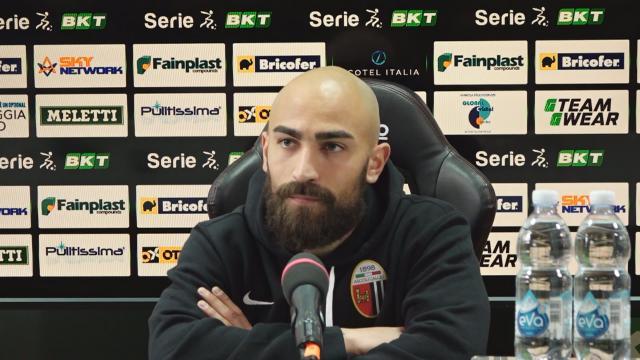 """Ascoli-Chievo 0-0, la voce di Simeri post gara: """"Abbiamo tutte le carte in regola per salvarci"""""""