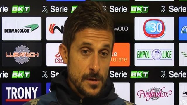 Empoli-Reggina 3-0, le voci di Dionisi e Ricci post gara