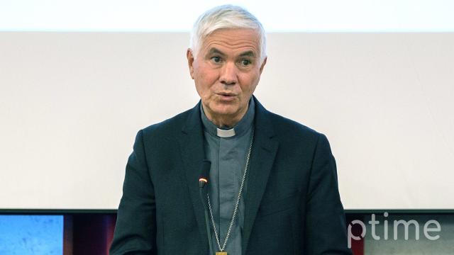 """Ascoli Piceno, vescovo D'Ercole dopo dimissioni: """"Atto di fede e grande amore per tutti"""""""