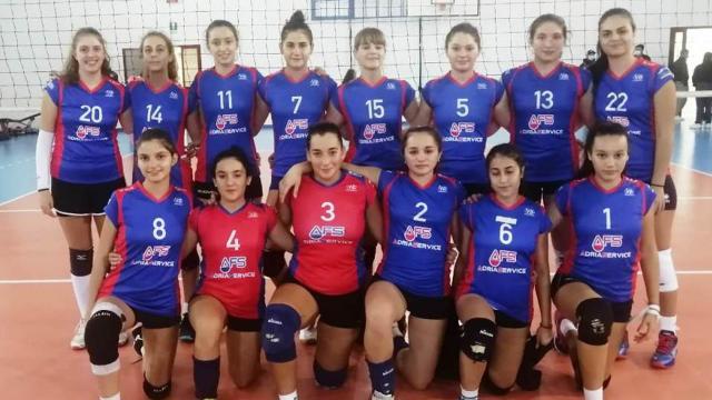 Volley Angels Project, conclusi impegni di Coppa Marche. Campionato alle porte con le rossoblù nel girone meridionale