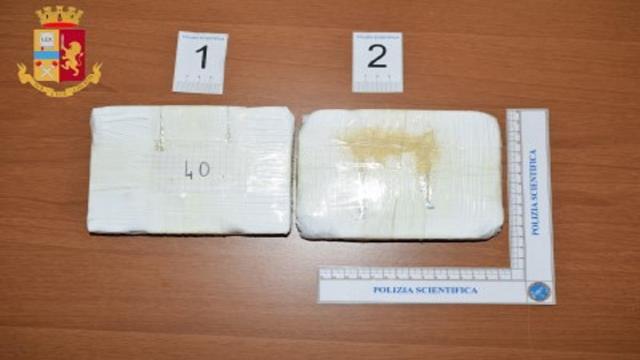 Polizia Ascoli Piceno: sequestrato oltre un chilo di eroina e arrestate tre persone