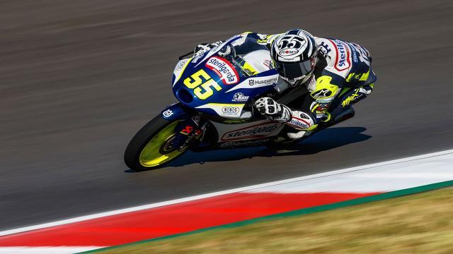 Moto3, Fenati nell'amata Jerez de la Frontera: ''Pista che mi piace molto, siamo pronti''