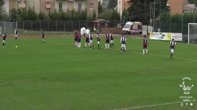 Eccellenza Marche, highlights Biagio Nazzaro-Atletico Ascoli 2-1