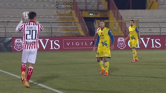 Vicenza-Chievo 1-1, pari in rimonta per i gialloblù in vista della trasferta di Ascoli