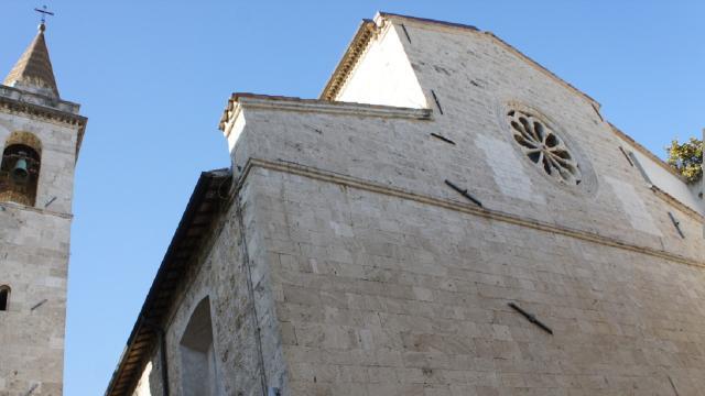 Regione Marche, 880mila euro per recupero Chiesa di Sant'Angelo Magno di Ascoli Piceno