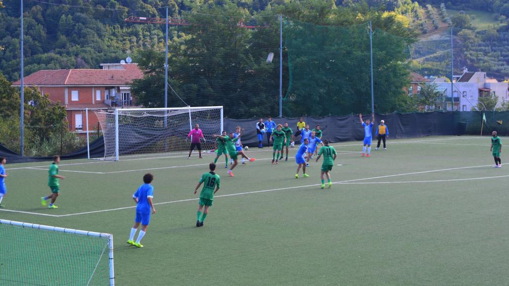 Monticelli, pareggio 1-1 nell'amichevole contro l'Orsini Calcio in vista del campionato Promozione