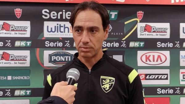 Monza-Frosinone 2-0, le voci di Brocchi e Nesta post gara