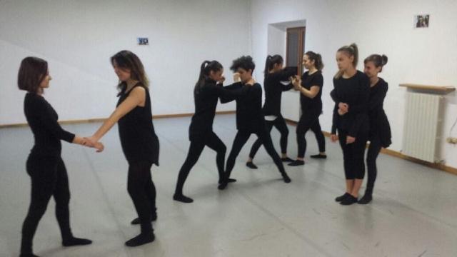 Castorano, seconda lezione del ''Corso base di autodifesa femminile''