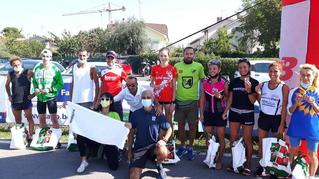 Podismo, il 6° Trofeo ''Tonelli'' ha fatto rima con il Campionato Regionale Csi Marche