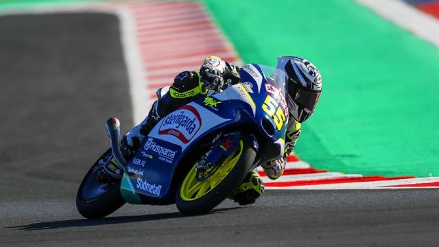 Moto3, Fenati rimonta e chiude 7° il secondo Gran Premio della stagione a Misano