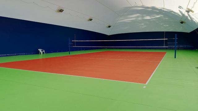 Ascoli Piceno, nuovo impianto sportivo per la Libero Volley in zona Pennile di Sotto