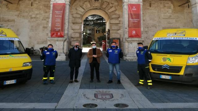 Ascoli Piceno, convenzione tra Comune e Società Sicurezza e Ambiente per ripristino strade