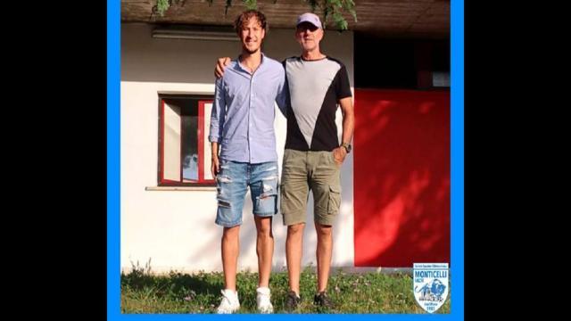 Monticelli Calcio, il terzino destro Porfiri rinforza la rosa di mister Settembri