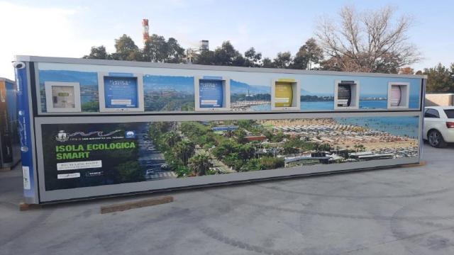 San Benedetto: rifiuti, via libera alle isole ecologiche