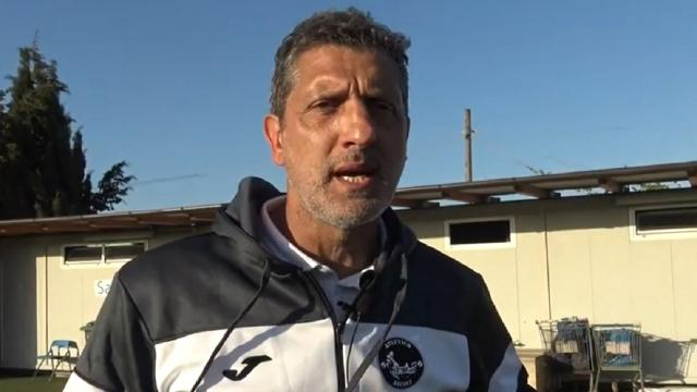 Porto d'Ascoli-Atletico Ascoli 1-2, la voce di Aloisi: ''Vittoria del gruppo, complimenti ai nostri giovani''