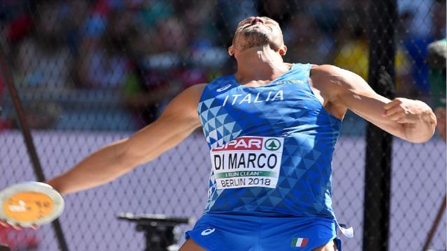 Coppa Europa di lanci a Spalato, convocato anche in discobolo ascolano Di Marco
