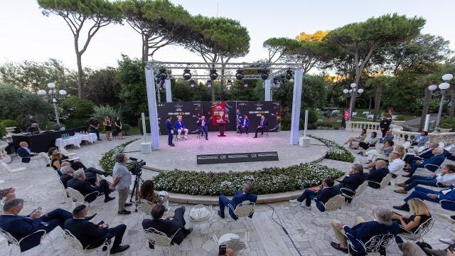 Serie B, scatta il calciomercato italiano. Serata di Gala al Grand Hotel di Rimini