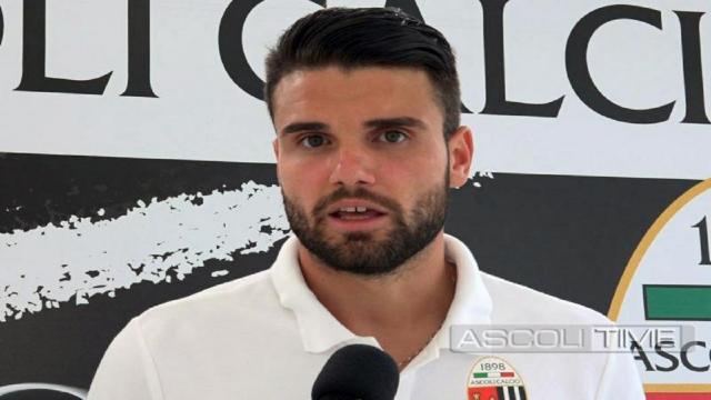 Ascoli Calcio, l'ex Beretta riparte dal Padova di Mandorlini nel girone B di Serie C