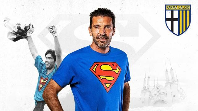 "Parma, torna Buffon all'età di 43 anni. Presidente Krause: ""Gigi conferma nostra ambizione"""
