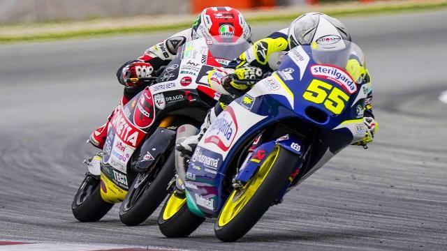Moto3, Fenati termina al sesto posto il Gran Premio di Catalogna vinto da Binder