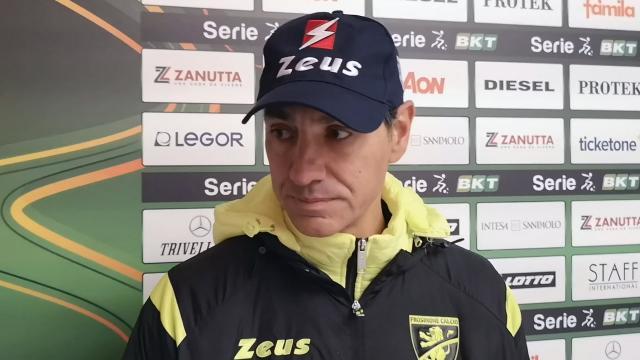 """Vicenza-Frosinone 0-0, la voce di Nesta: """"Buon punto su campo difficile, partita brutta"""""""