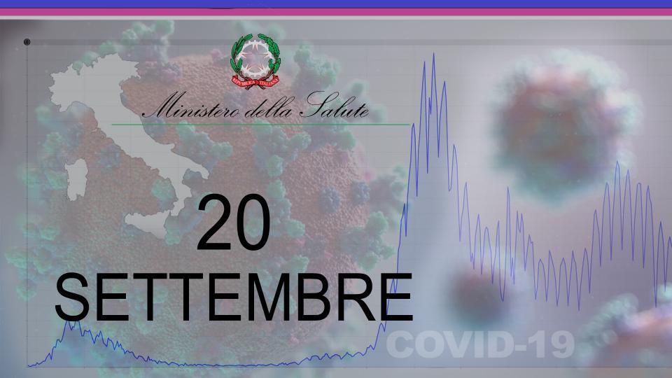 Ministero Salute, in Italia oltre 2.400 nuovi casi e 44 vittime. Aumenta tasso positività