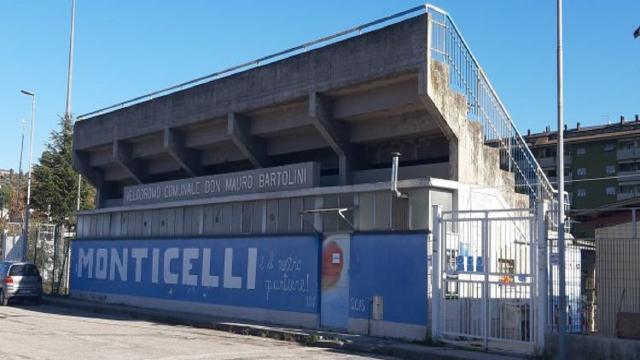 Monticelli Calcio, Castelli: ''Il nuovo campo del quartiere deve essere la nostra casa''