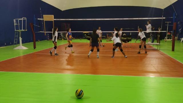 Libero Volley Ascoli, ripartite le attività nella nuova struttura in zona Pennile di Sotto