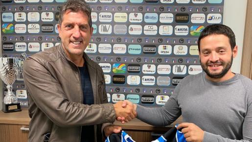 """Atletico Ascoli, Aloisi: """"Società molto solida, contento di poter dare il mio contributo"""""""