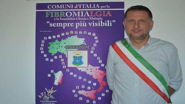 Monteprandone aderisce alla campagna ''Comuni d'Italia per la fibromialgia''