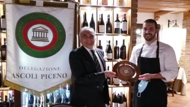 Ascoli Piceno: Accademia Italiana della Cucina, celebrata Cena Ecumenica