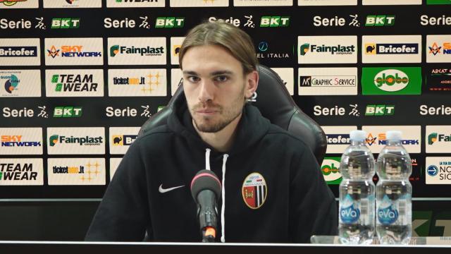 """Ascoli-Chievo 0-0, la voce di Quaranta post gara: """"Vicini al rinnovo, voglio continuare qui"""""""