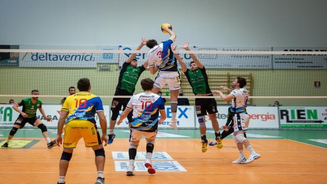 Pallavolo Serie A3, esordio amaro ai playoff per la Videx Grottazzolina. Palmi passa 3-1