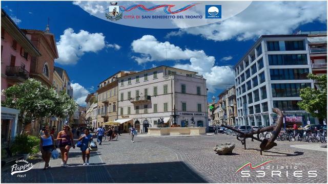 San Benedetto, presentati i Campionati Italiani di Triathlon Under 23 e Paratriathlon
