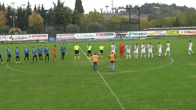 Eccellenza Marche: Atletico Azzurra Colli-Atletico Ascoli 4-3, highlights