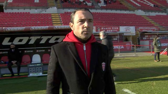 Monza-Cosenza 2-2, le voci di Brocchi e Occhiuzzi post gara